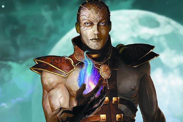 Jon Irenicus el villano por excelencia de Baldur's Gate