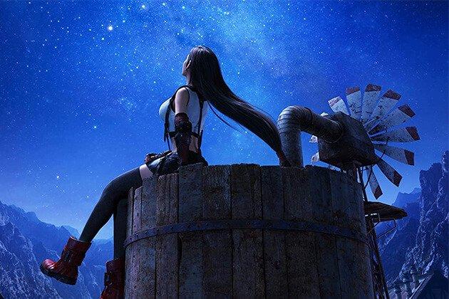 Final Fantasy VII Remake, índice de capítulos y reflexión