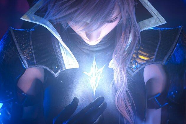 Protagonistas de Final Fantasy XIII: Lightning