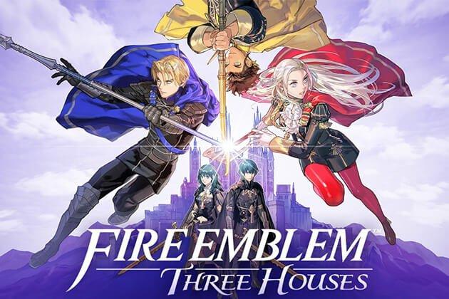 ¿Con qué casa comenzar en Fire Emblem Three Houses?