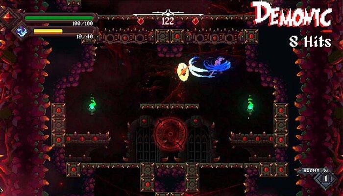 Demo de Rising Hell Steam