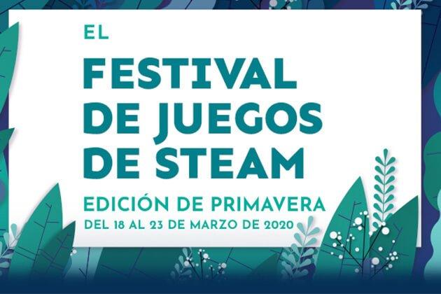 Demos del Festival Juegos de Steam: Edición Primavera