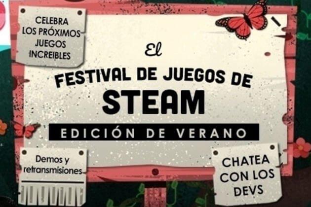Demos del Festival Juegos de Steam: Edición Verano