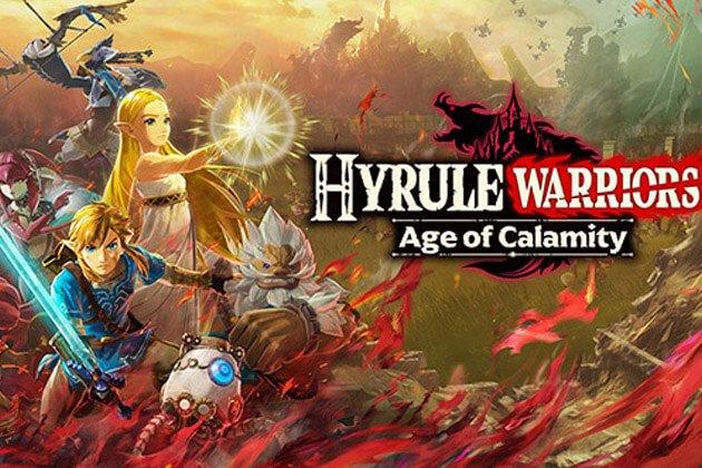 Hyrule Warriors: Age of Calamity, o La era del Cataclismo