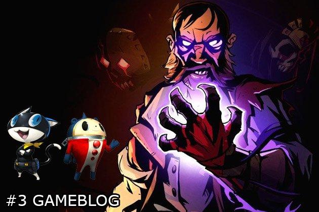 GameBlog semanal #3, entre Maldiciones y Personas