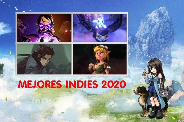 Juegos Indies 2020, top de los mejores del año