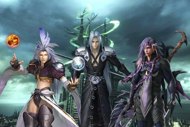 Villanos de Final Fantasy: top especial por los 33 años