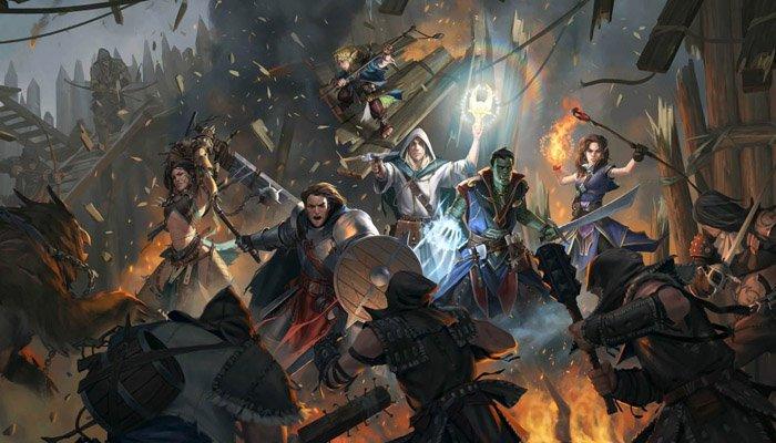 Pathfinder Kingmaker RPG Occidentales