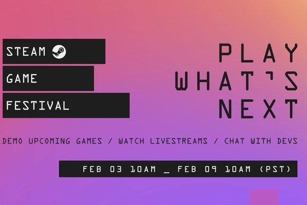Festival de videojuegos de Steam y sus demo