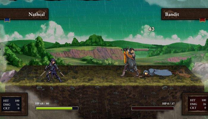 Festival videojuegos Steam Rise Eterna