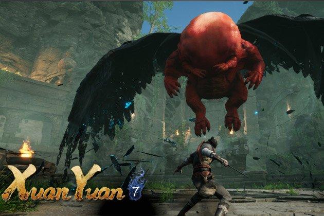 Actualización de Xuan-Yuan Sword VII, el parche 1.20