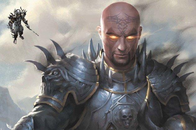 Sarevok Anchev, el primer gran villano de Baldur's Gate