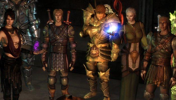 Consejos Dragon Age: Origins grupo
