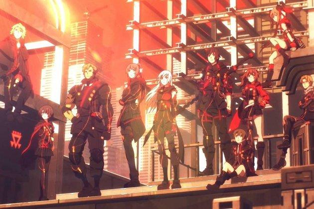 Protagonistas de Scarlet Nexus, orden de preferencia