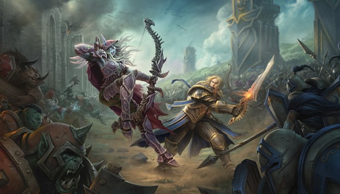 Expansiones de World of Warcraft Battle for Azeroth