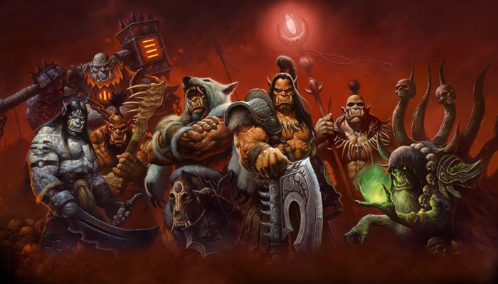 Expansiones de World of Warcraft Warlords of Draenor