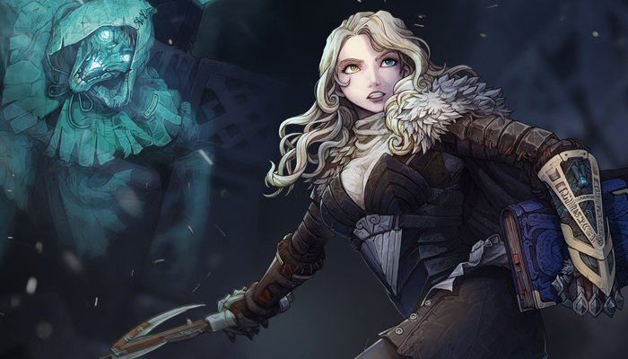 Indies Roguelike Vambrace: Cold Soul