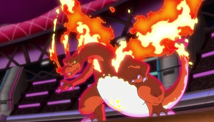 Lionel Charizard Gigamax