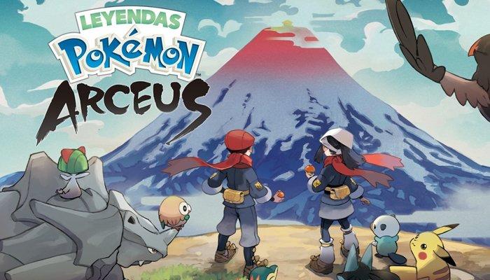 Opinión de Pokémon Presents Arceus