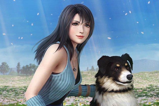 Rinoa y su excelente papel en Final Fantasy VIII