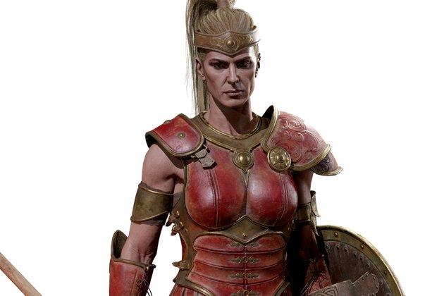 Clases Diablo II Resurrected Amazona