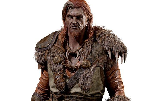 Clases Diablo II Resurrected Druida