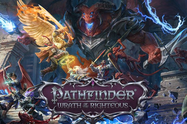 Pathfinder: Wrath of the Righteous, puro cRPG