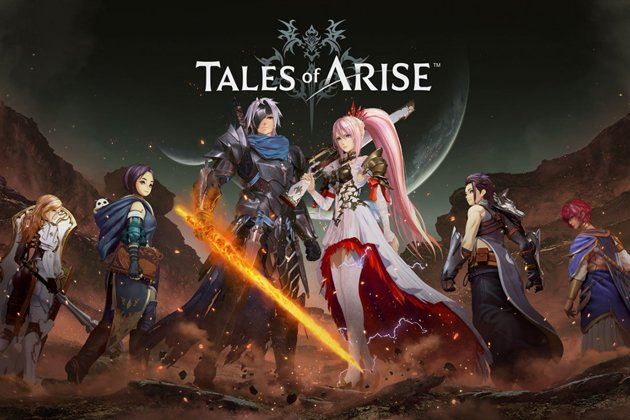 Tales of Arise, otra gran aportación al JRPG