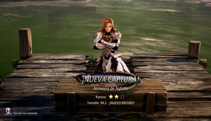 Tales of Arise pesca