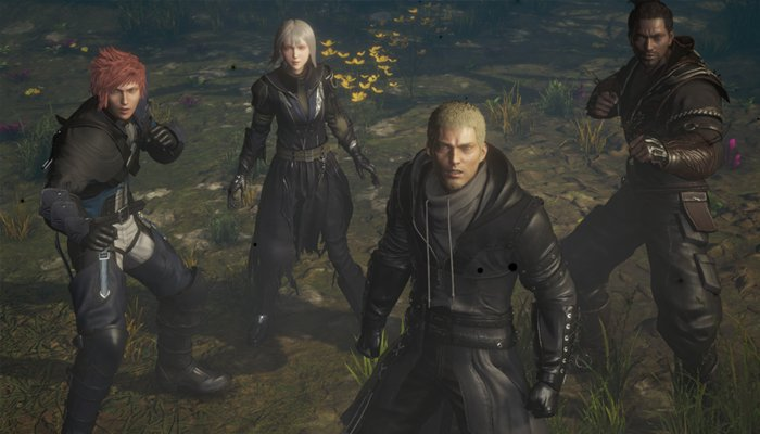 Demo Stranger of Paradise: Final Fantasy Origin protagonistas