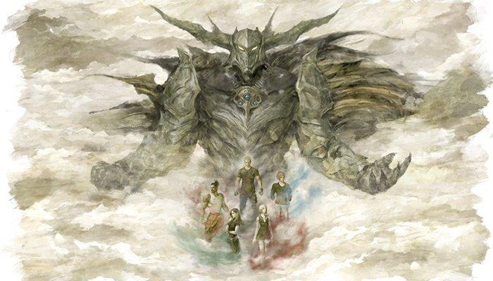 Demo Stranger of Paradise: Final Fantasy Origin personajes
